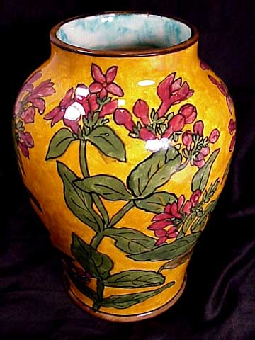 Pottery From The Drawing Room Of Newport And The Zsolnay Store John